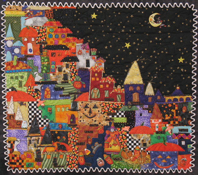 Halloween Quilt Kits images